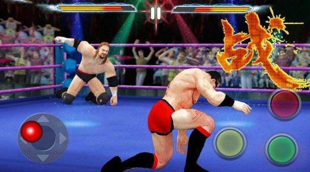 摔角超级巨星终极格斗